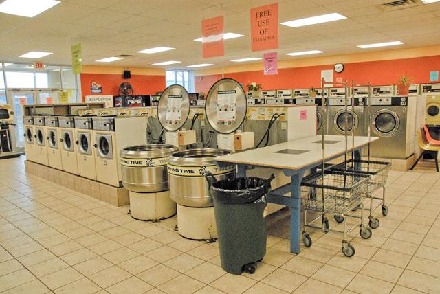 the laundromat - photo #19